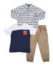 Boys - Manhattan 3Pc Set (4-7)-2283469