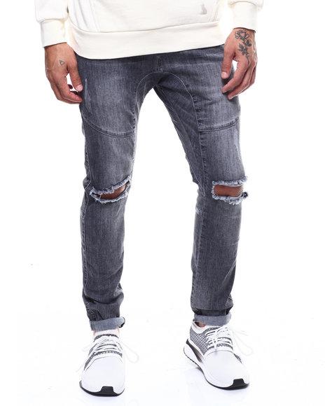 Kuwalla - Denim Trouser-Grey