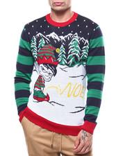 Men - Elf Noel Ugly X-mas Sweater-2283675
