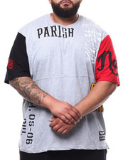 Parish - S/S Cut & Sew Jersey Tee (B&T)-2283207
