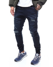 Kuwalla - Shotgun Denim Jogger-2282427