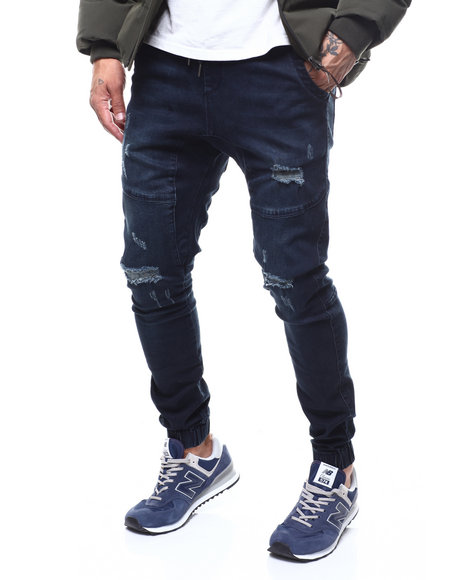 Kuwalla - Shotgun Denim Jogger
