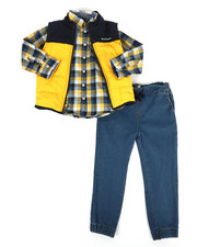 Ben Sherman - 3 Piece Vest Set (4-7)-2283450