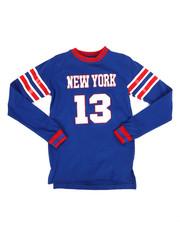 Tops - Long Sleeve New York Jersey T-Shirt (8-20)-2283389