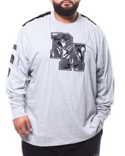 Parish - L/S Graphic Jersey Tee (B&T)-2283227