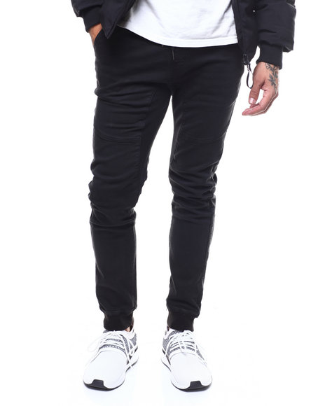 Kuwalla - Knit Denim Jogger