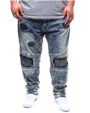 Makobi - Biker Rip & Repair Jeans (B&T)-2283328