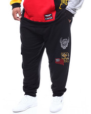 Parish - Cotton/Poly Fleece Sweatpants (B&T)-2283231