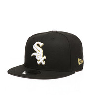 New Era - 9Fifty Triumph Turn Chicago White Sox Snapback Hat-2283803