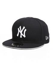 New Era - 9Fifty Callout Trim New York Yankees Snapback Hat-2283811