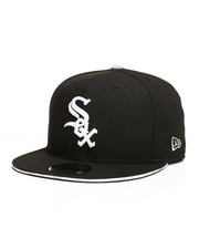 New Era - 9Fifty Callout Trim Chicago White Sox Snapback Hat-2283815