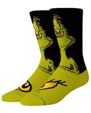 DRJ SOCK SHOP - The Grinch Socks-2283980