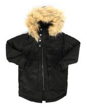 Outerwear - Multi Pocket Jacket w/ Print Lining (4-7)-2283441