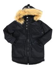 Outerwear - Multi Pocket Jacket w/ Print Lining (8-20)-2283421