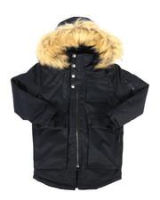 Outerwear - Multi Pocket Jacket w/ Print Lining (4-7)-2283416