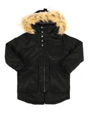 Heavy Coats - Multi Pocket Jacket w/ Print Lining (8-20)-2283426