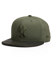 New Era - 9Fifty Sueded Up New York Yankees Snapback Hat-2283809