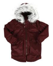Outerwear - Multi Pocket Jacket w/ Print Lining (4-7)-2283402