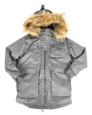 Outerwear - Multi Pocket Jacket w/ Print Lining (8-20)-2283407