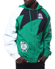 Mitchell & Ness - BOSTON CELTICS Shark Tooth Jacket-2284326
