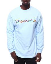 Shirts - OG SCRIPT FASTEN L/S TEE-2284396