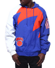 Mitchell & Ness - NEW YORK KNICKS Shark Tooth Jacket-2284357