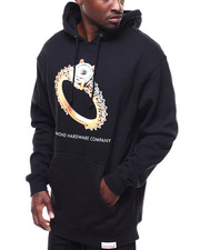 Diamond Supply Co - HARDWARE RING HOODIE-2284406