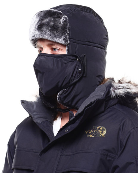 Buyers Picks - Fleece Trapper With Mouth Coverage