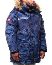 Big & Tall Faves - Parka Jacket (B&T)-2283967