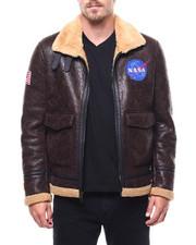 Hudson NYC - Nasa Meat Ball Sherpa Jacket-2284479