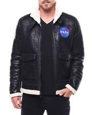 Men - Nasa Meat Ball Sherpa Jacket-2284494