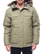 Heavy Coats - Gotham Jacket III - CAMO HIT-2284463