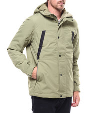 Heavy Coats - Stetler Insulated Rain Jacket-2284384