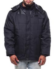 Buyers Picks - Ballistic Nylon Bubble Coat W/Better PU Trim (B&T)-2283962