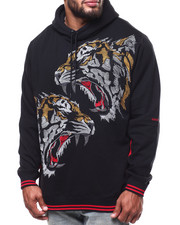 Sean John - Vexed Tiger Embroidery Hoodie (B&T)-2284956
