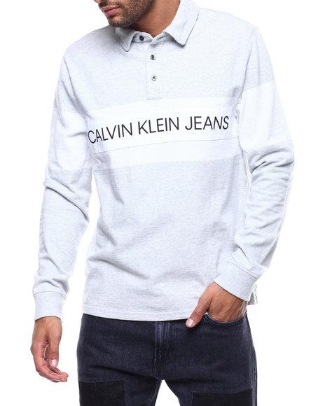 Calvin Klein - LOGO RUGBY