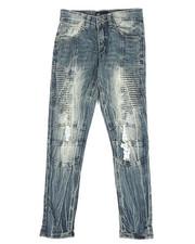 Sizes 8-20 - Big Kids - Vintage Denim Jeans (8-20)-2284203