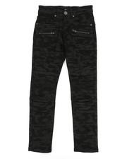 Pants - Camo Print Moto Pants (8-20)-2284171