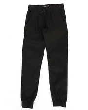 Akademiks - Stretch Twill Jogger Pants (8-20)-2284154
