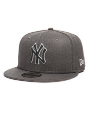 New Era - 9Fifty Heather Crisp 3 New York Yankees Snapback Hat-2285083