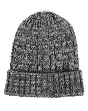 Men - Thick Cable Knit Beanie-2285035
