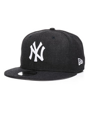 NBA, MLB, NFL Gear - 9Fifty Heather Crisp 3 New York Yankees Snapback Hat-2285084