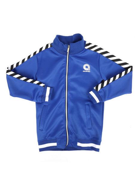 Akademiks - Neoprene Track Jacket (8-20)