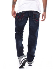 True Religion - STRAIGHT FLAP BIG T Jean-2285496