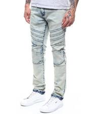 CALIBER - Thigh Silicone Stripe Jean-2285424