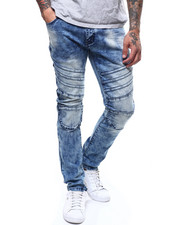 Jeans & Pants - Thigh Silicone Stripe Jean-2285432