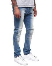 CALIBER - Pleated Stitch Moto Jean-2285392