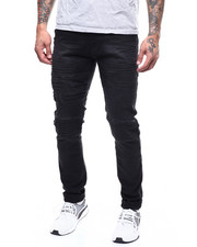 CALIBER - Stripe Silicone Injected Moto Jean-2285488