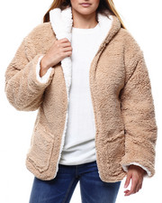 Womens-Fall - Reversible Cozy Jacket-2285108