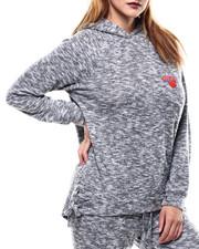 Women - NY Knicks Hacci Sherpa Lined Hoodie-2286097